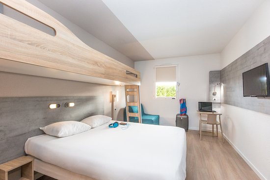 Ibis budget marmande hotel france voir les tarifs 5 for Prix chambre hotel ibis