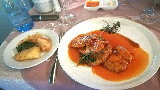 Coeur de Filet : Iberico pork