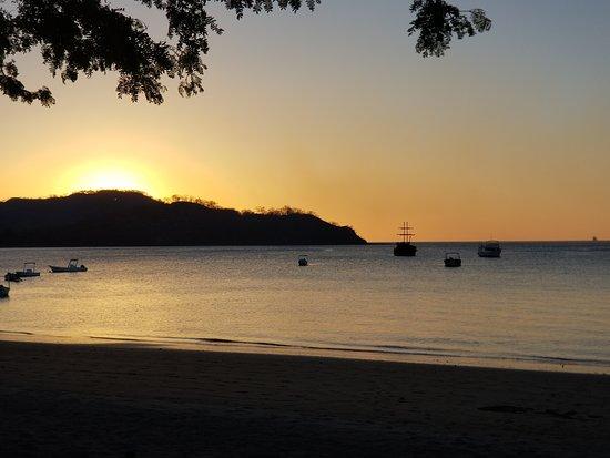 Playa Panama, Costa Rica : Closest beach-Playa Panamá