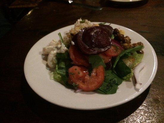 Salad Bar Picture Of Pittypat S Porch Atlanta Tripadvisor