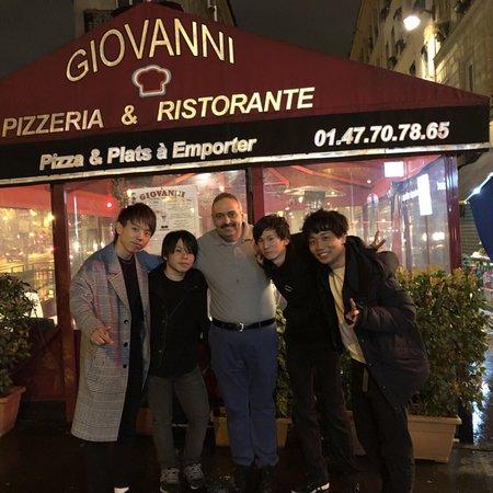 Giovanni照片