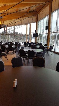 Saint-Gabriel-de-Valcartier, Canadá: Centre Castor