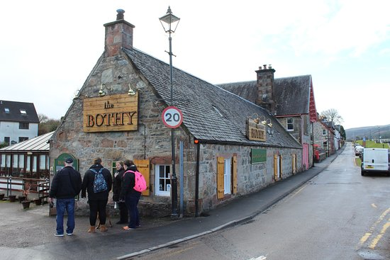 The Bothy Restaurant and Bar: Bothy