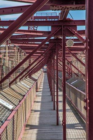 Vizcaya Bridge : Walkway
