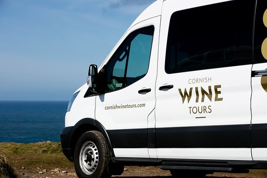 Πάντστοου, UK: Cornish Wine Tours Minibus