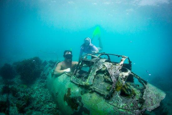 East New Britain, Papua-Neuguinea: Divers in Papua New Guinea