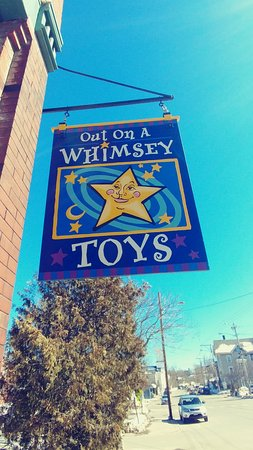 Out On A Whimsey Toys