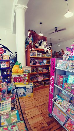 Belfast, ME: Out on a Whimsey Toys