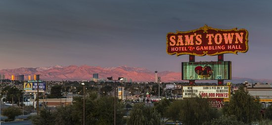 Las Vegas Koa At Sam S Town Updated 2018 Prices