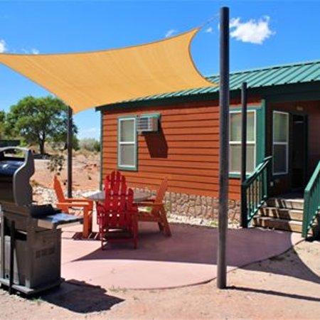 Moab KOA : Deluxe Studio Cabin