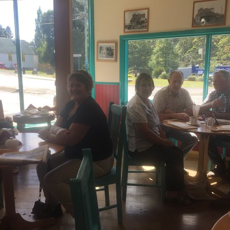 Dover, Australia: Three Islands Bakehouse