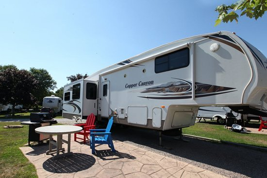 North Stonington, CT: RV sites