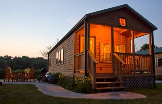North Stonington, CT: Deluxe Cabin