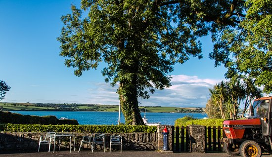 Courtmacsherry, Ireland: Country Views
