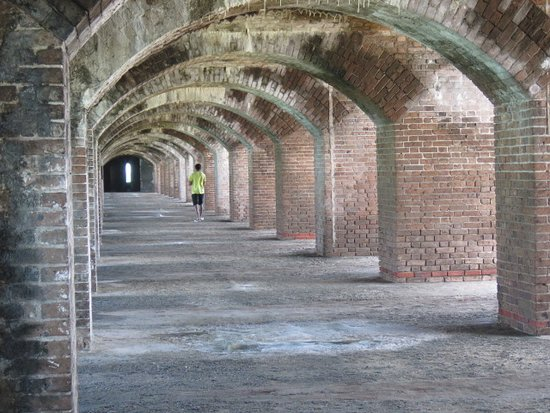 Dry Tortugas National Park: perspective