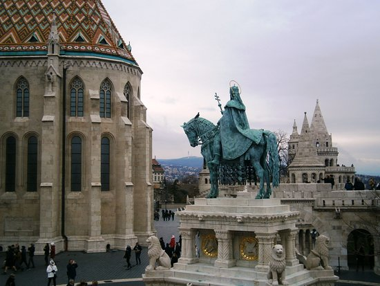 Matthias Church: Santo Stefano