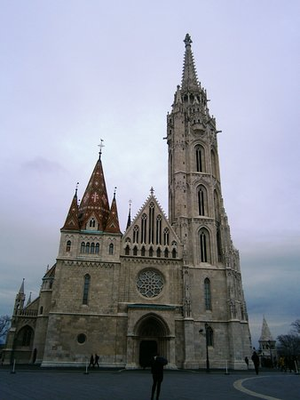 Matthias Church: esterno 2