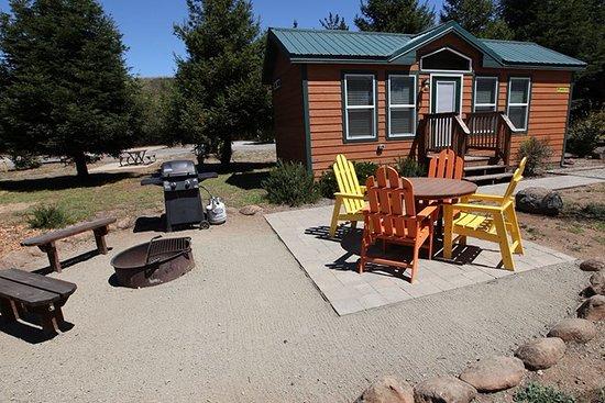 La Selva Beach, CA: Deluxe Studio Cabin