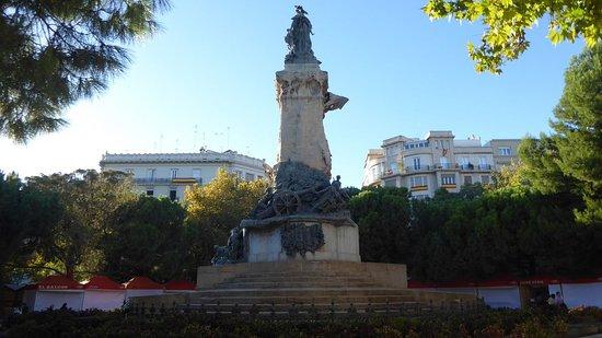Province of Zaragoza, Spain: Monumento a los Sitios de Zaragoza