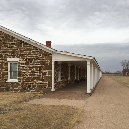 Fort Larned National Historic Site: photo2.jpg