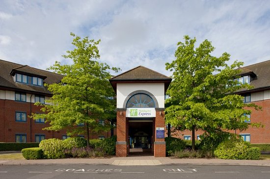 Holiday Inn Express Birmingham NEC: Exterior
