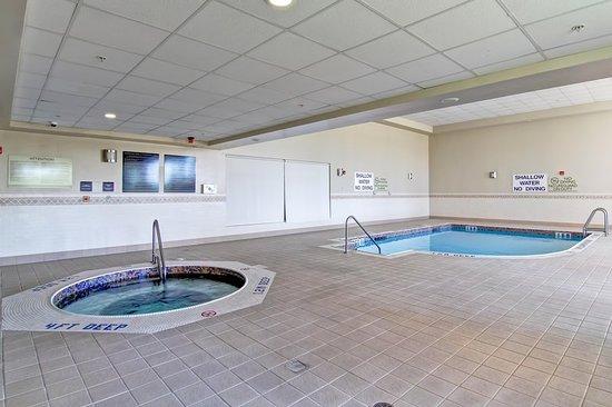 Pool picture of hilton garden inn ottawa airport ottawa - Hilton garden inn ottawa airport ...