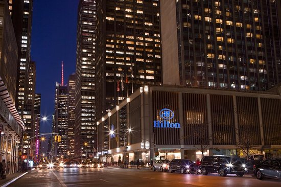 ヒルトン・ニューヨーク・ホテル