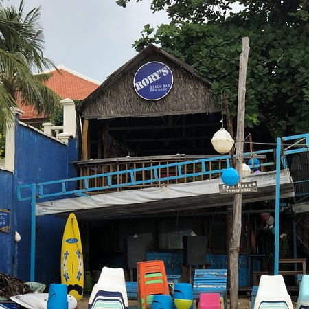 Rory's Beach Bar