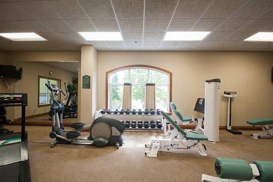 Barboursville, Virginia Barat: Health club