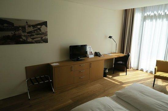 Schindellegi, Швейцария: Guest room