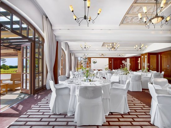 Costa d'en Blanes, España: Ballroom