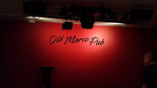 Old Marco Pub & Restaurant: IMG_20180319_211909_large.jpg
