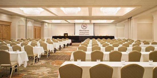 Sheraton Hartford Hotel at Bradley Airport: Ballroom