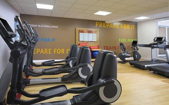 Sheraton Hartford Hotel at Bradley Airport: Health club