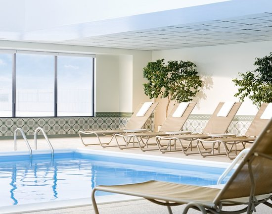 Sheraton Hartford Hotel at Bradley Airport: Pool