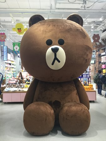LINE FRIENDS - Ehwa Branch