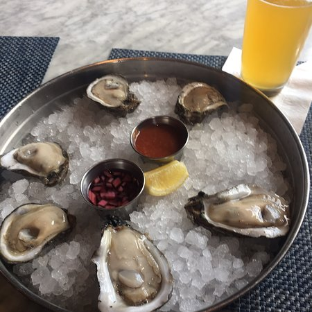 Peche Seafood Grill Restaurant New Orleans