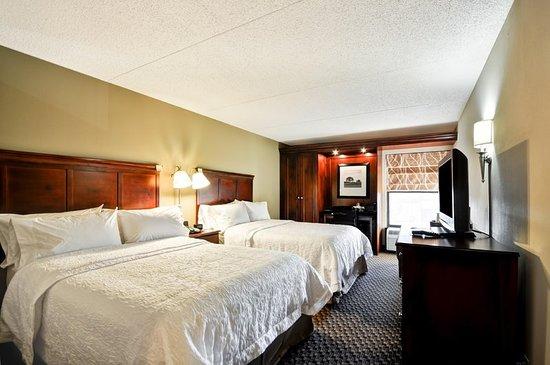 Hampton Inn Detroit Northville : Guest room
