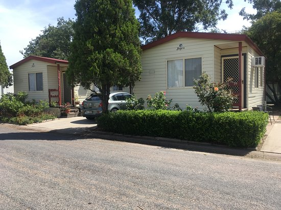Singleton, Australia: Double Size Cabins