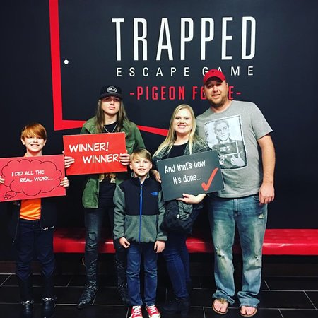 The Escape Room Pigeon Forge Tn