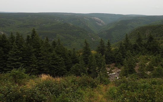 Cabot Trail : Cape Breton Highlands