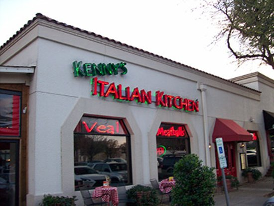 Kenny S Italian Kitchen Entrance Picture Of Kenny S Italian Kitchen Dallas Tripadvisor