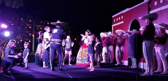 Show Mexicano-Mariachis Hermanos Zanabrias