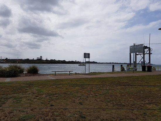 Swansea, Australia: View from the Club
