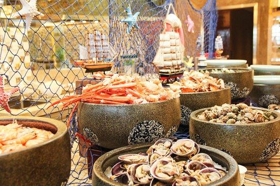 The Eatery Western Restaurant: 自助晚餐