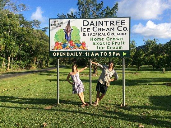 Diwan, Australia: We are the original Daintree Ice Cream Co - established in 1993!
