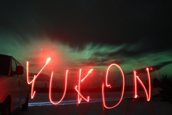 Whitehorse, Canadá: Come to Yukon and watch aurora in the comfort of our warm and cozy cabin