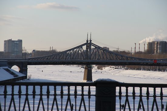 Novovolzhskiy Bridge