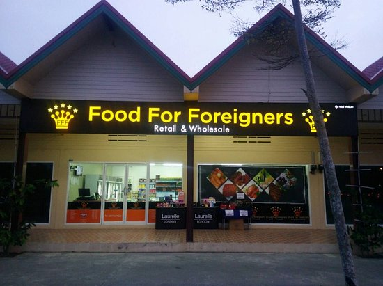 FFF Food For Foreigners