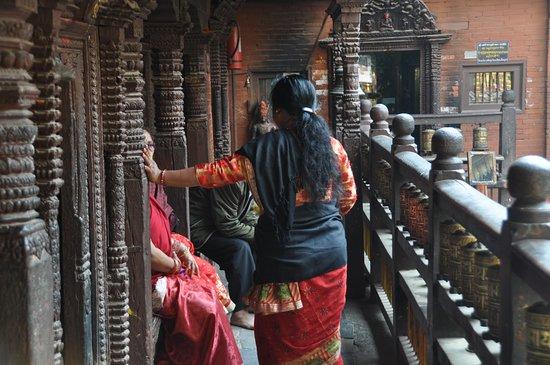 Golden Temple (Hiranya Varna Mahavihar) : monastere